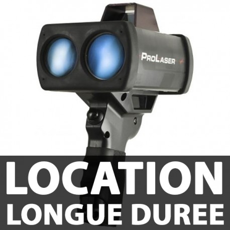 LOCATION LONGUE DUREE - ProLaser 4